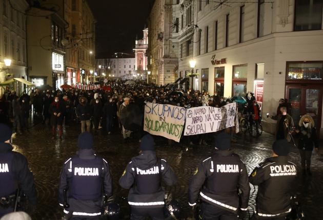 Slovenija: Ideološka čistka kulture i medija